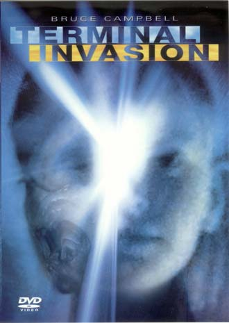 Unknown artwork from the TV movie Terminal Invasion
