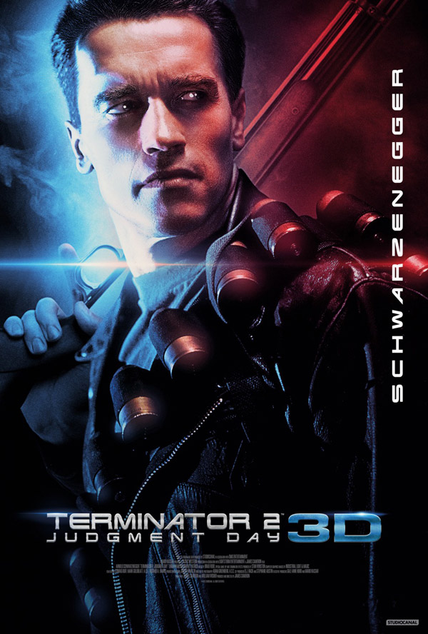 Us poster from 'Terminator 2: Judgment Day'