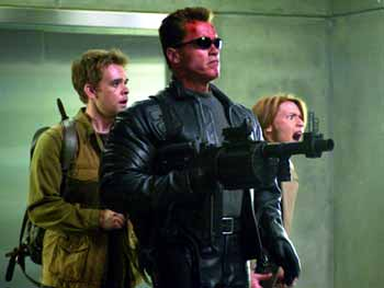 Terminator - The Protector - Terminator 3: Rise of the Machines