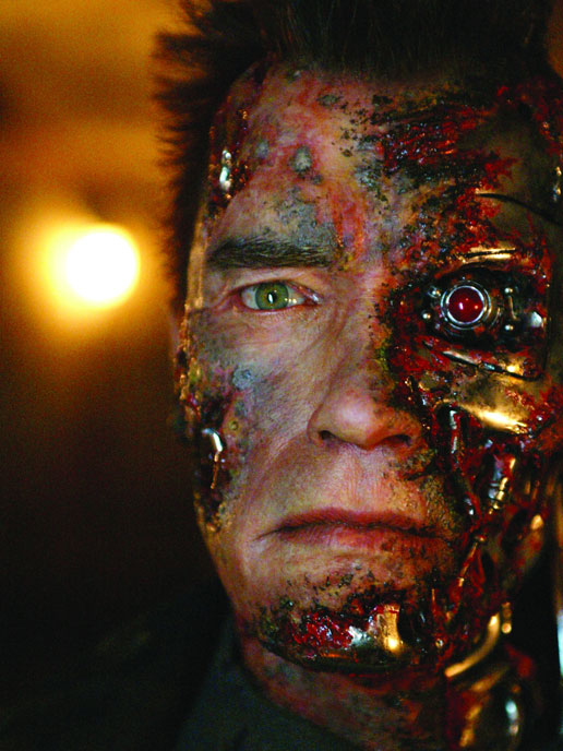 Photo de 'Terminator 3 : le soulèvement des machines' - ©2003 Columbia Pictures - Terminator 3 : le soulèvement des machines (Terminator 3: Rise of the Machines) - cliquez sur la photo pour la fermer