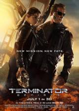 Movie poster from Terminator Genisys, in theaters on July 01, 2015