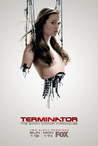 Us poster from the series Terminator: The Sarah Connor Chronicles