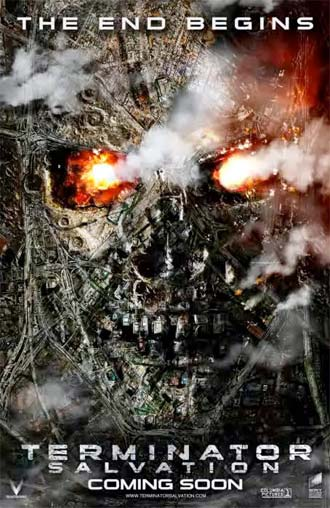 Us poster from the movie Terminator Salvation