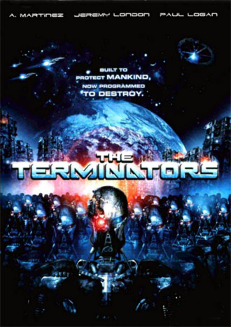 Us poster from the movie The Terminators