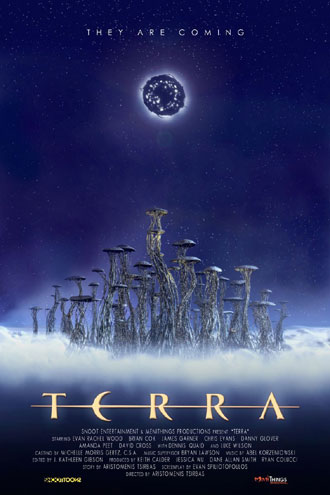 Us poster from the movie Terra