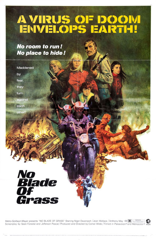 Us poster from the movie No Blade of Grass