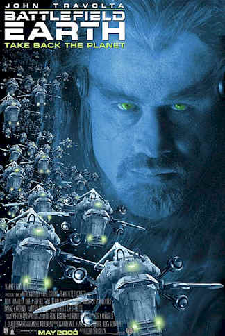 Unknown poster from the movie Battlefield Earth: A Saga of the Year 3000