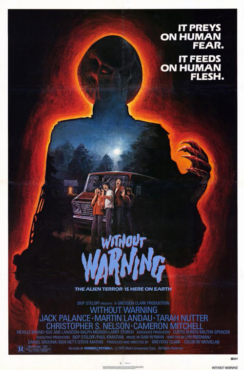 Us poster from the movie Without Warning