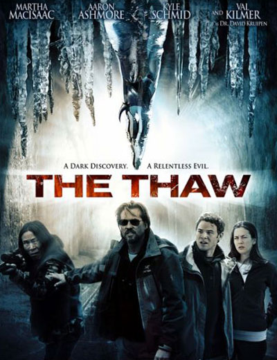 Unknown poster from the movie The Thaw