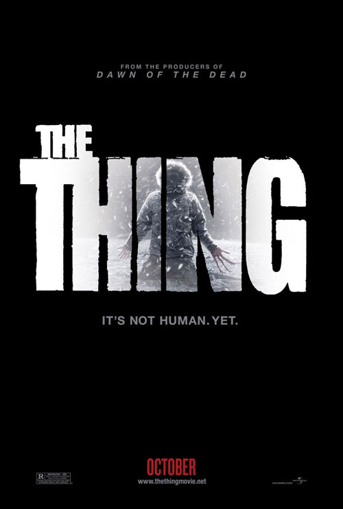 Us poster from the movie The Thing