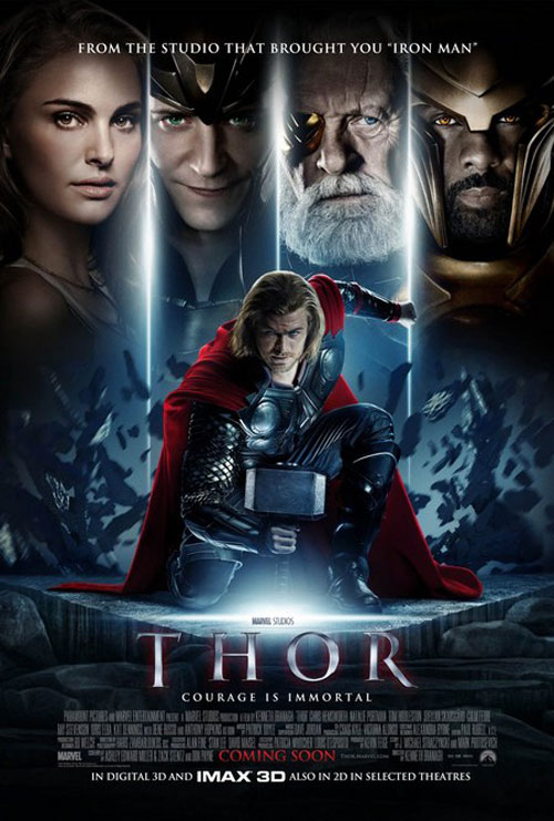 Us poster from the movie Thor