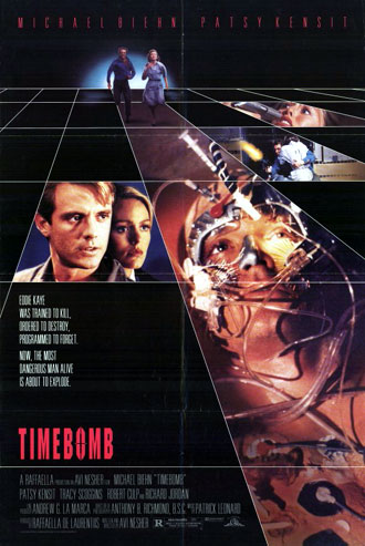Us poster from the movie Timebomb