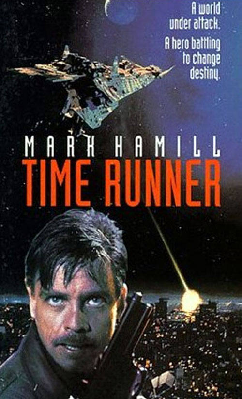 Unknown artwork from the movie Time Runner