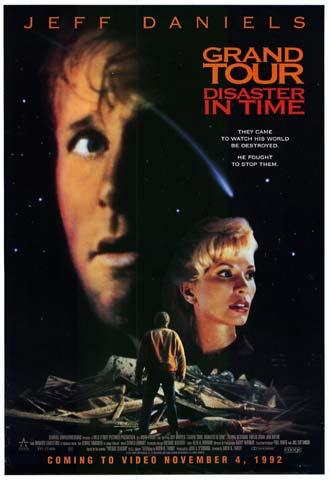 Us poster from the movie Timescape