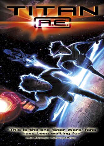 Unknown poster from the movie Titan A.E.