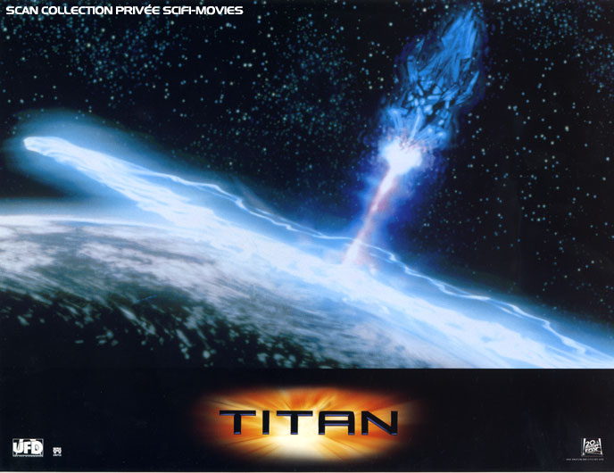 Still from 'Titan A.E.' - ©2000 20th Century Fox - Titan A.E. (Titan A.E.) - click on the still to close it