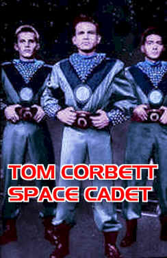Unknown artwork from the series Tom Corbett, Space Cadet