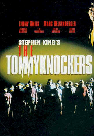 Unknown poster from the TV movie The Tommyknockers