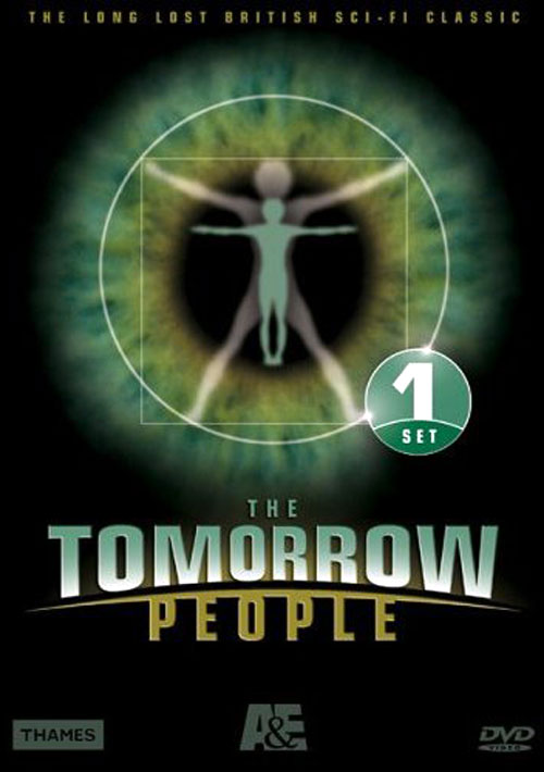 Unknown artwork from the series The Tomorrow People