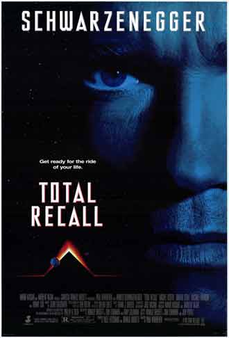 Us poster from the movie Total Recall