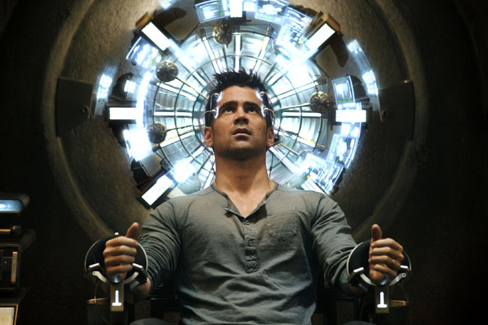 Photo de 'Total Recall' - ©2012 Sony Pictures - Total Recall (Total Recall) - cliquez sur la photo pour la fermer