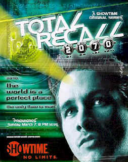 Unknown poster from the series Total Recall 2070