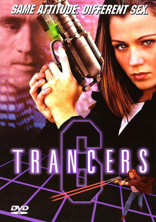 Us poster from the movie Trancers 6