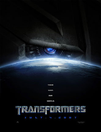 Us poster from the movie Transformers