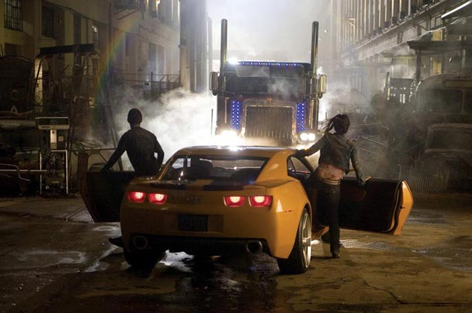 Photo de 'Transformers' - ©2007 Paramount Pictures - Transformers (Transformers) - cliquez sur la photo pour la fermer