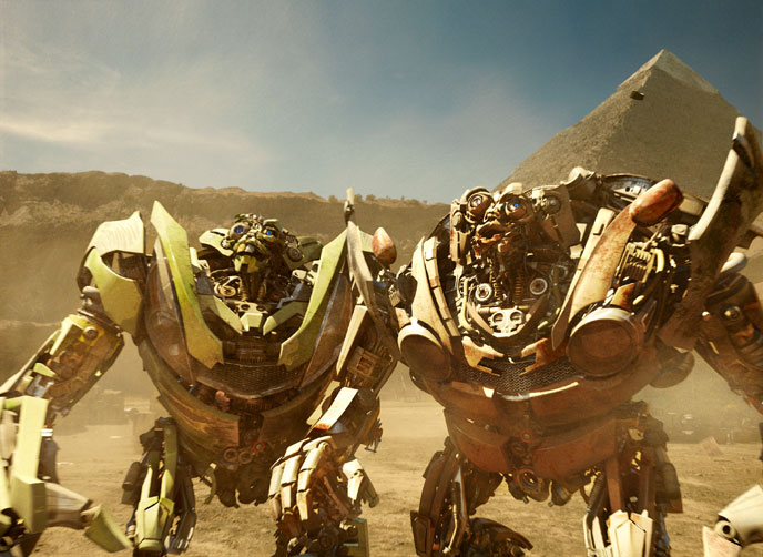 Photo de 'Transformers - La revanche' - ©2009 Paramount Pictures - Transformers - La revanche (Transformers: Revenge of the Fallen) - cliquez sur la photo pour la fermer