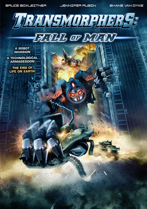 Us poster from the movie Transmorphers: Fall of Man