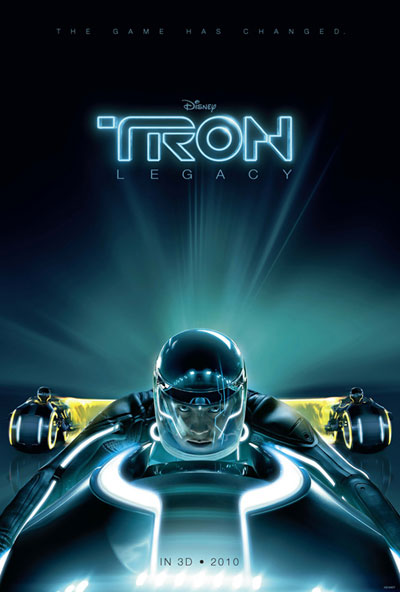 Us poster from the movie TRON: Legacy