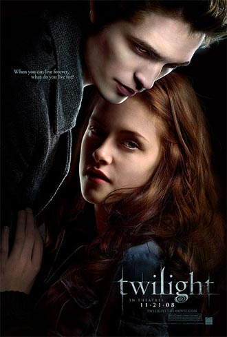 Us poster from the movie Twilight
