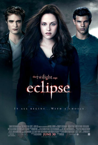 Us poster from the movie Eclipse