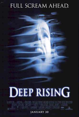 Us poster from the movie Deep Rising