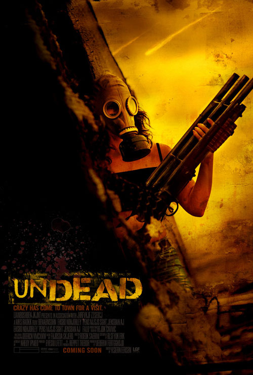 Us poster from the movie Undead