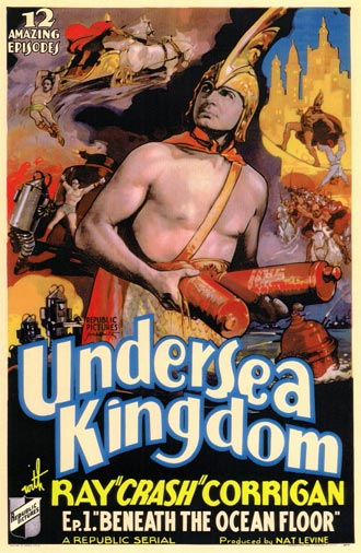 Us poster from the series Undersea Kingdom