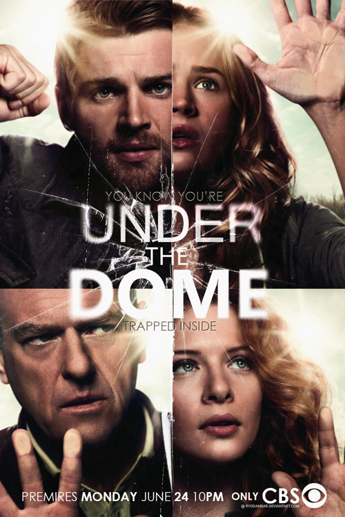 Us poster from the series Under the Dome