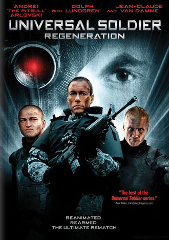 Us poster from the movie Universal Soldier: Regeneration