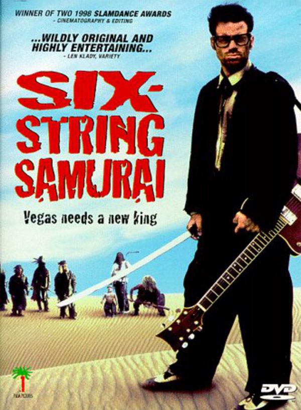 Unknown poster from the movie Six-String Samurai