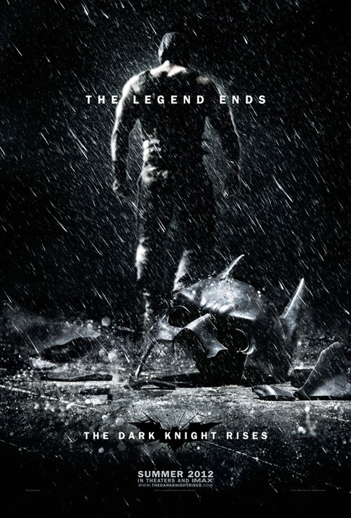 Us poster from 'The Dark Knight Rises'