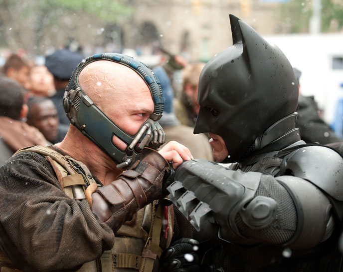 Photo de 'The Dark Knight Rises' - ©2011 Warner Bros. - The Dark Knight Rises (The Dark Knight Rises) - cliquez sur la photo pour la fermer