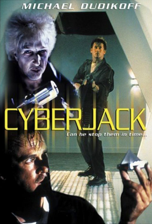 Us poster from the movie Cyberjack