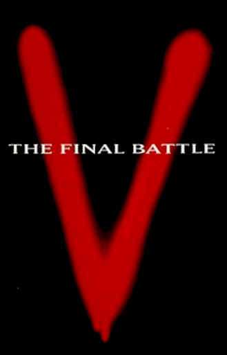 Unknown poster from the series V: The Final Battle