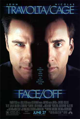 Us poster from the movie Face Off