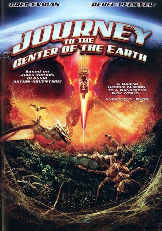 Unknown artwork from the movie Journey to the Center of the Earth