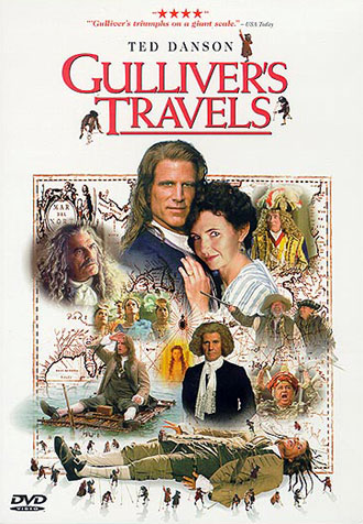 Unknown artwork from the TV movie Gulliver's Travels