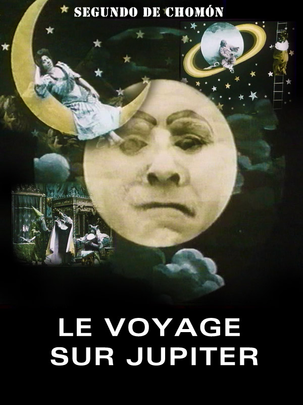 Unknown poster from the movie A Trip to Jupiter (Le voyage sur Jupiter)
