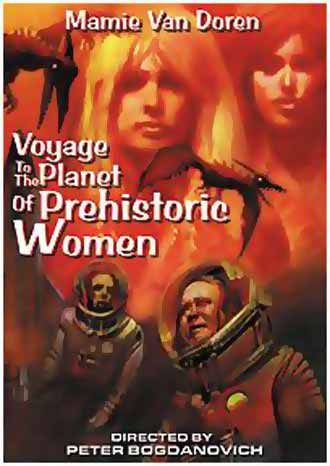 Unknown poster from the movie Voyage to the Planet of Prehistoric Women