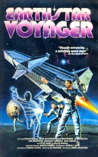 Unknown poster from the movie Earth Star Voyager